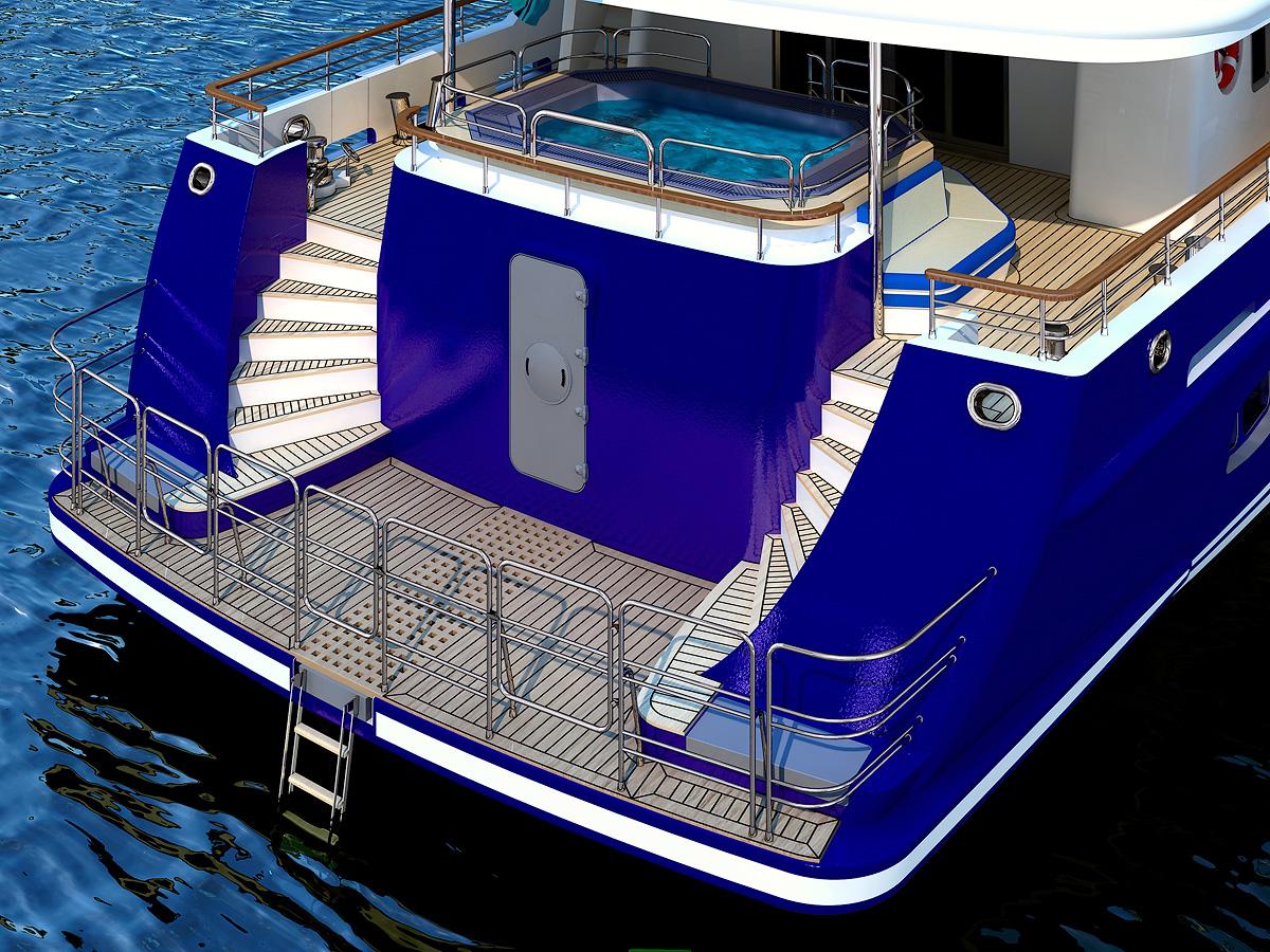Bayterek (Luxury Yacht)
