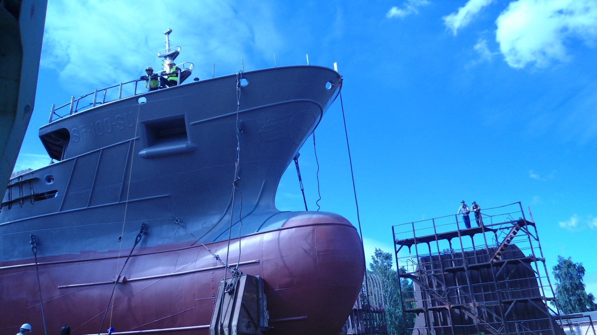 Fishing Boat (SF-100-SU)