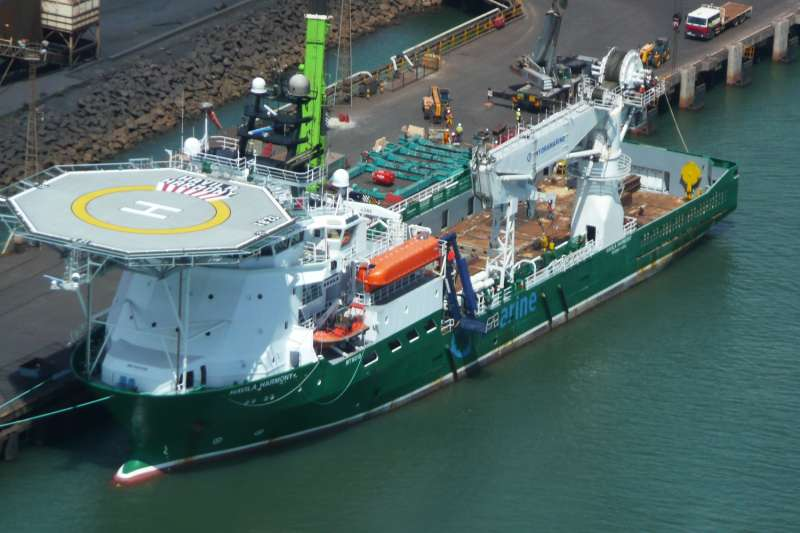 Havila Harmony (Offshore Supply Ship)