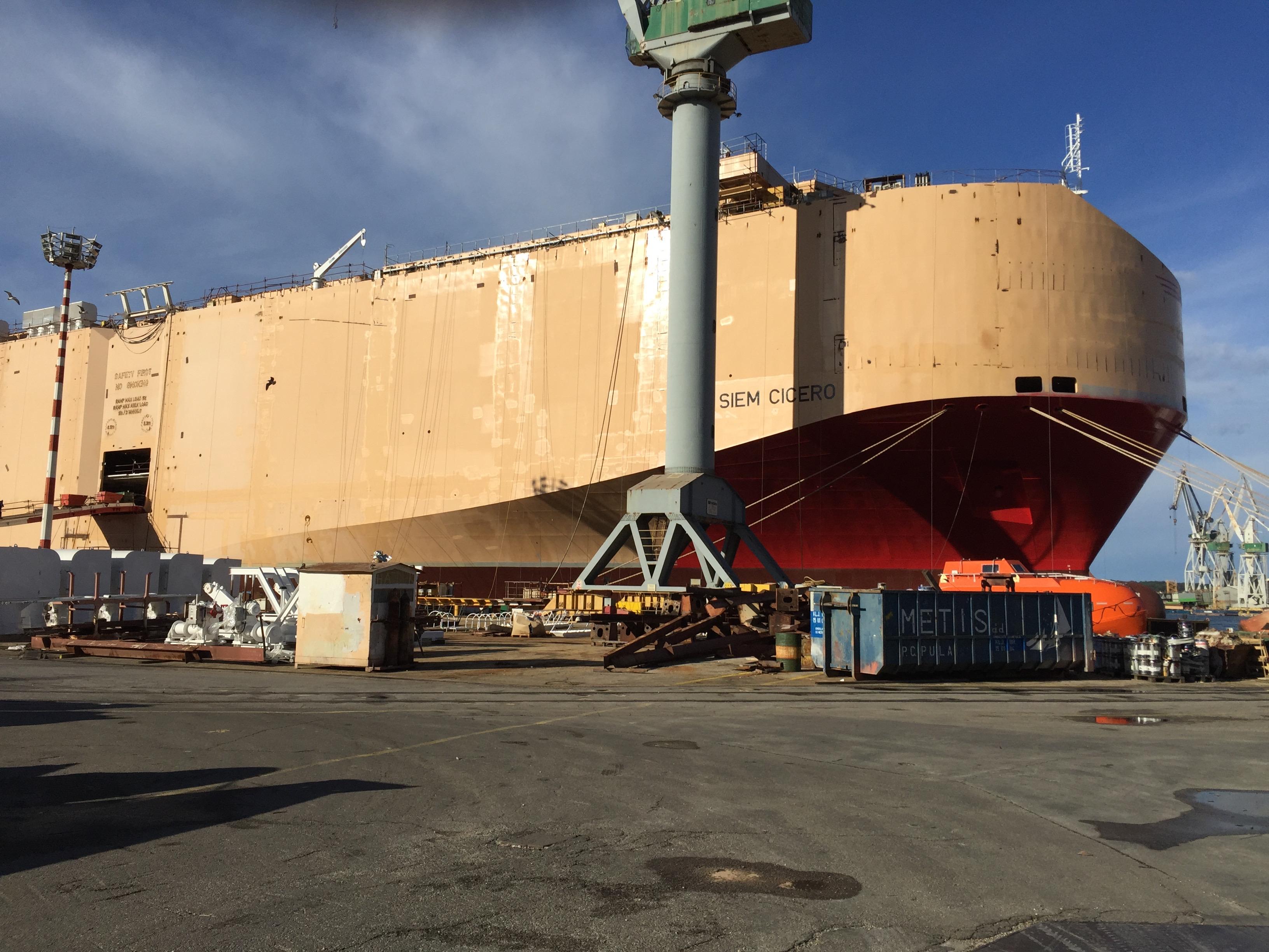 Seim Cicero (Cargo Ship)