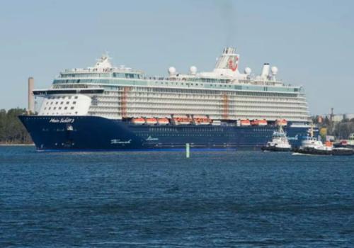 Mein Schiff 3 (Passengers Ship)