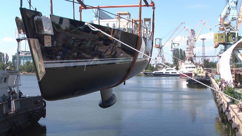 Albina (Sailing Yacht)