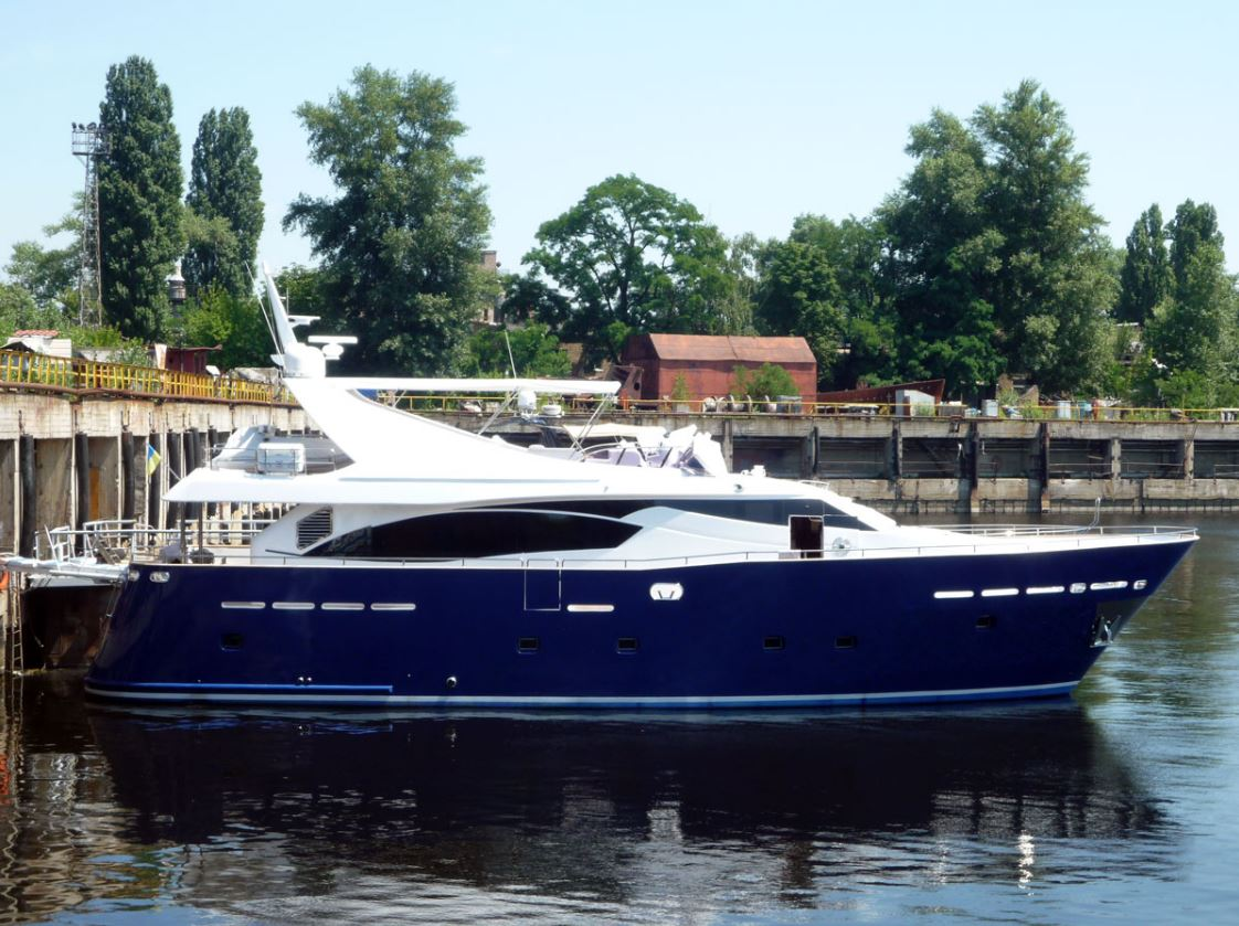 Natali  (Luxury Yacht)