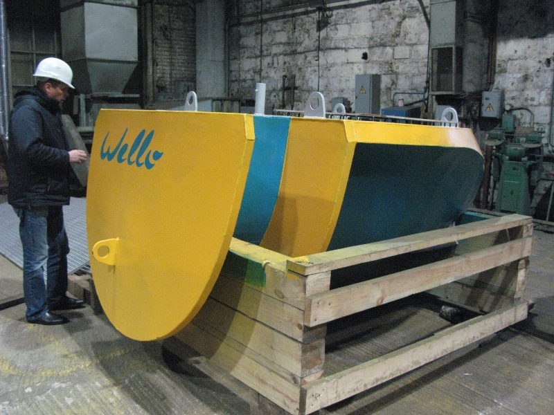 Penguin (Wello Wave Energy Converter)